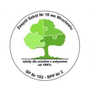 Logo Zespół Szkół nr 16 we Wrocławiu