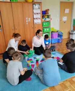 szkoła podstawowa funkcjonowanie osobiste i społeczne