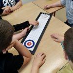 aktywna przerwa w Szkole Podstawowej