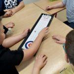aktywna przerwa w klasach młodszych 1