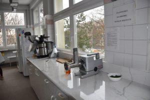 kuchnia szkolna