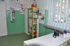 sala pielęgniarki